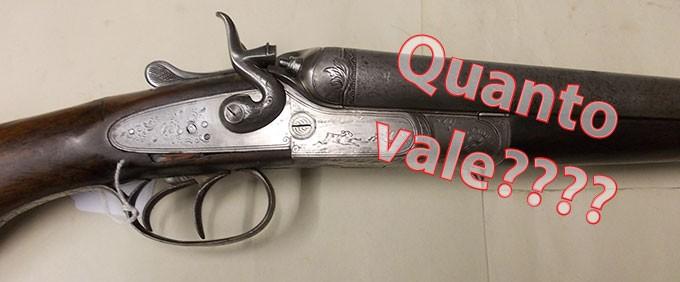 Lupara arma prezzo for Costo della costruzione del fucile da caccia